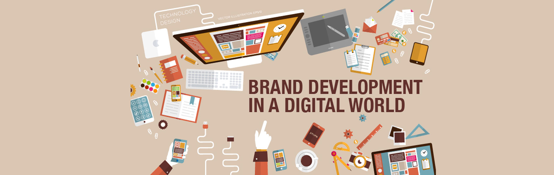 Digital Brand Development