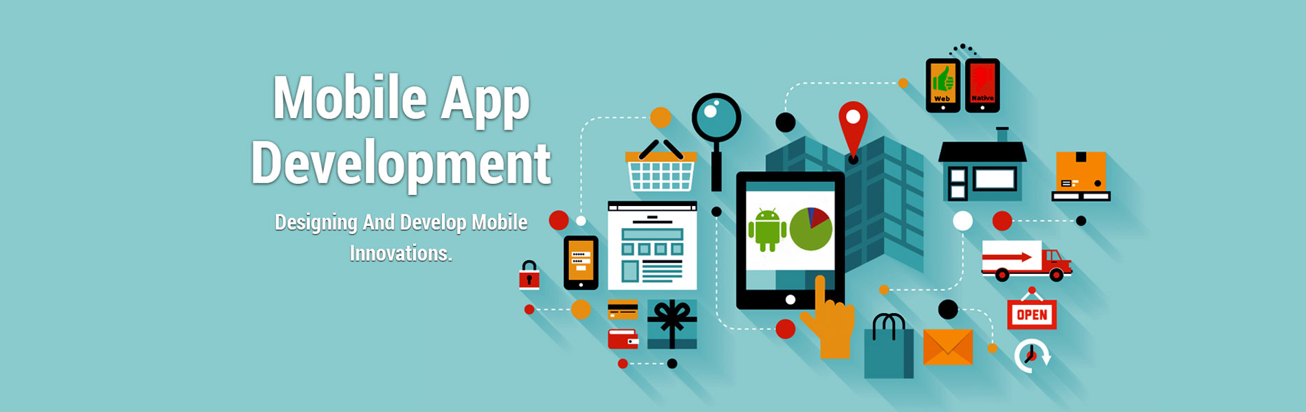 Mobile Apps Designing and Development