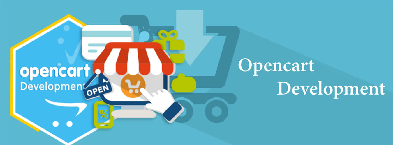 Opencart Website Designing & Development