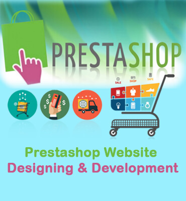 Prestashop Website Designing & Development