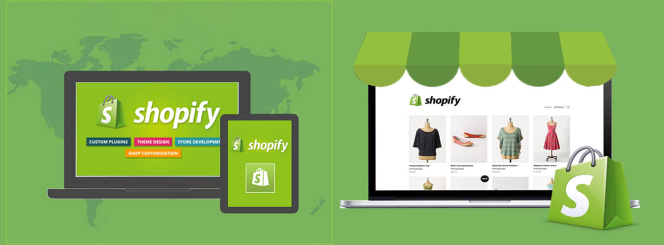 Shopify Website Designing & Development
