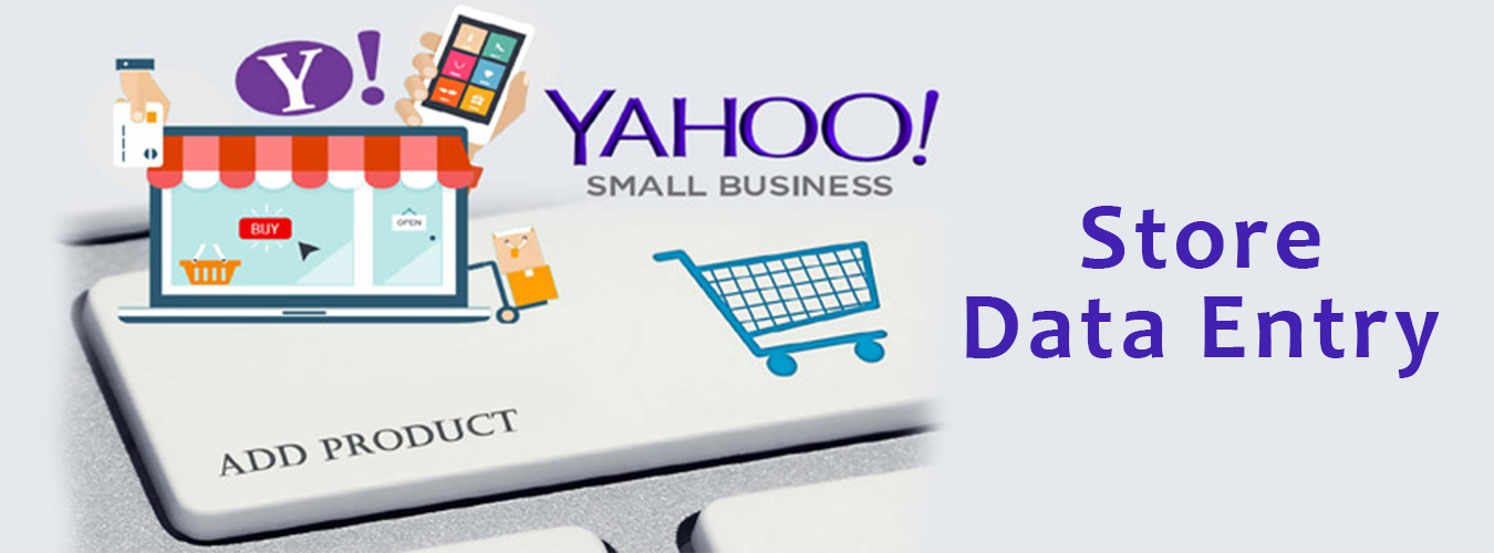 Yahoo Store Data entry