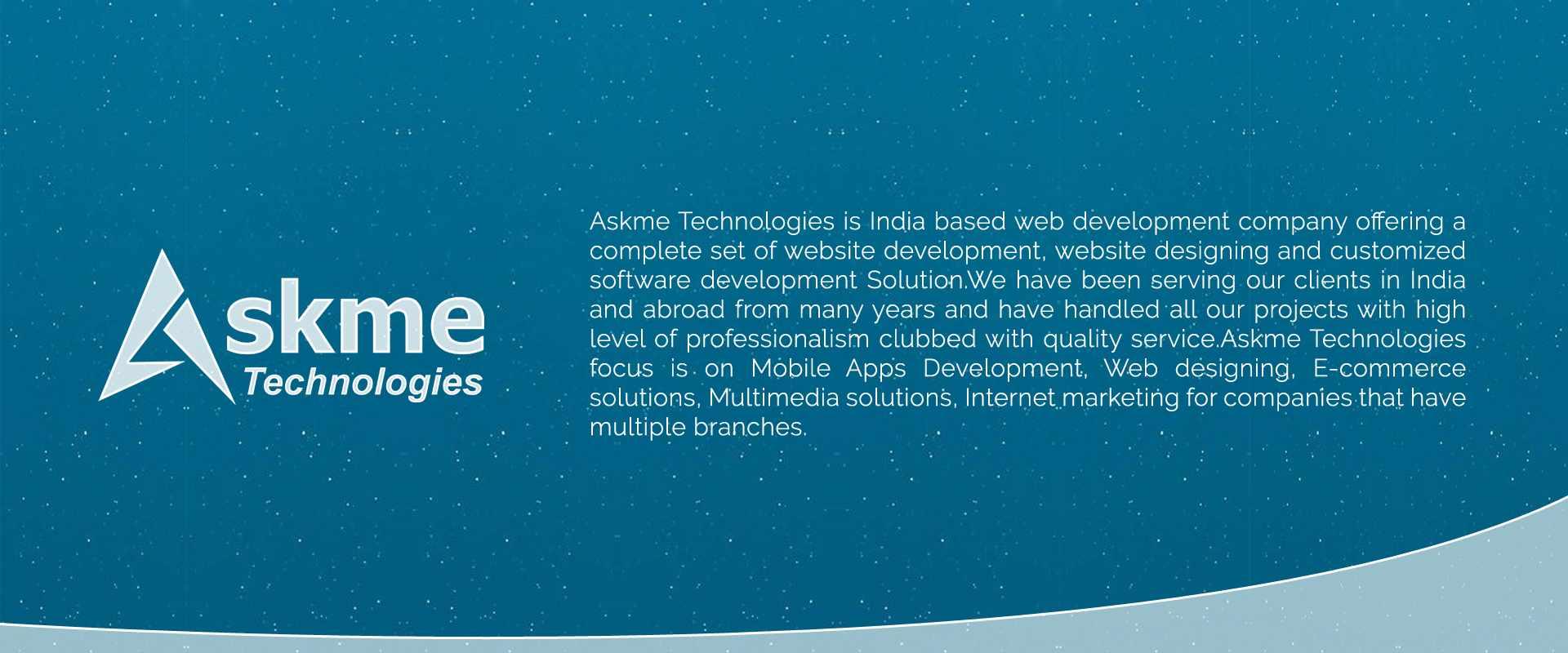 Website Design & Web Development Company in India - Askme